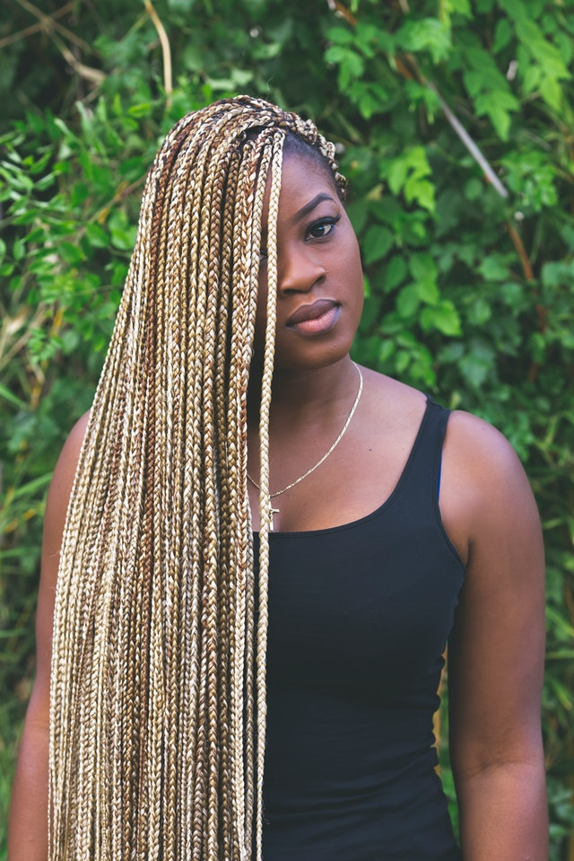 Get These 10 Bombshell Blonde Braided Looks A S Hair